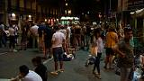 Vague de solidarité à Barcelone après l'attentat