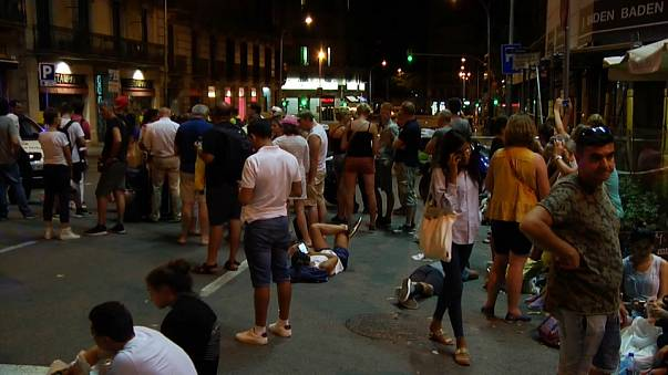 El terrorismo yihadista golpea en el corazón turístico de Barcelona