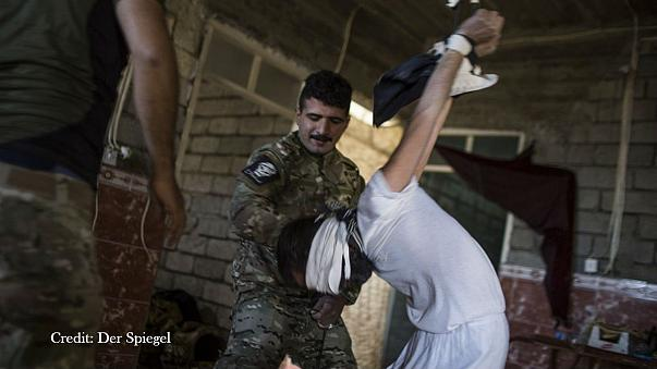 الحكومة العراقية تقر بارتكاب انتهاكات بحق المدنيين بالموصل