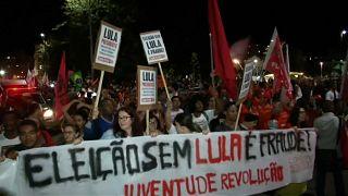 Brasile, Lula in tour in vista delle presidenziali