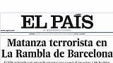 'Evil strikes again': Europe's papers on Barcelona terror