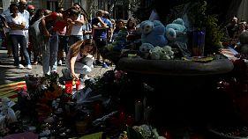 Ισπανία: Από 18 χώρες τα θύματα στη Βαρκελώνη