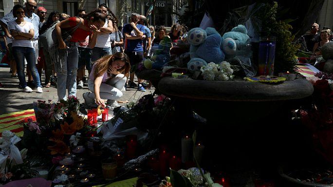 Ισπανία: Από 35 χώρες τα θύματα στη Βαρκελώνη