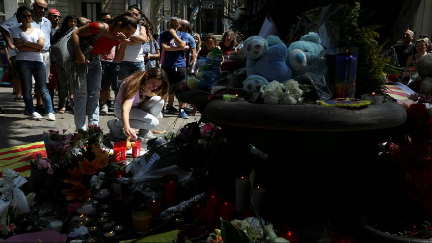 Who died in the Barcelona and Cambrils terrorist attacks?
