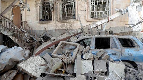 تقرير أممي: التحالف العربي قتل مئات الأطفال باليمن