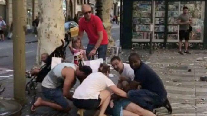 Σε σοβαρή κατάσταση νοσηλεύεται η Ελληνίδα τραυματίας