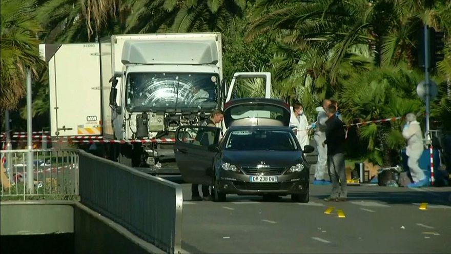 Terrorserie mit Lieferwagen