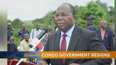 Congo : le gouvernement démissionne