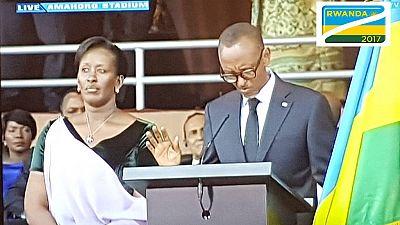 Rwanda : Paul Kagame a prêté serment pour un troisième mandat