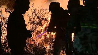 El centro de Portugal sigue en llamas