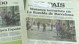 Madrid is gyászolja a barcelonai áldozatokat