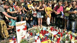 Barcellona: un minuto di silenzio per le vittime dell'attentato
