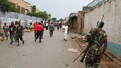 Burundi : l'explosion de deux grenades fait 1 mort et plusieurs blessés