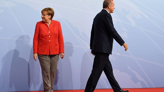 إردوغان يدعو أتراك ألمانيا إلى عدم التصويت للأحزاب المعارضة لتركيا