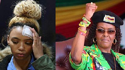 Grace Mugabe immunity reports untrue: South Africa govt