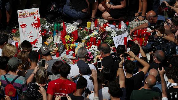 Catalonia attacks: World leaders, footballers and Hollywood pay tribute