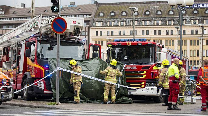 Duas vítimas de esfaqueamento na Finlândia