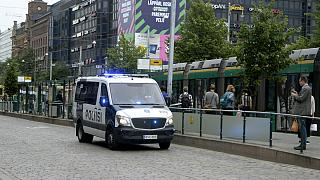 Többeket megkéseltek a finnországi Turku városában
