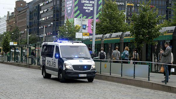 فنلاند؛ ۲ کشته در حمله با چاقو به تعدادی از مردم در شهر دورگو