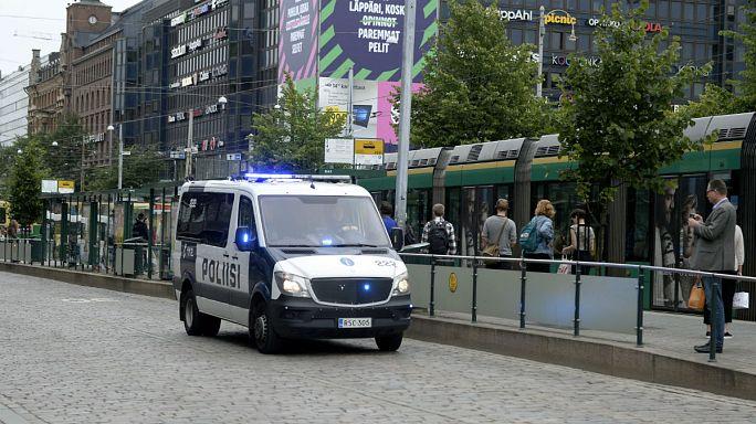Finlandia: uomo accoltellato diverse personea a Turku. Almeno 1 morto