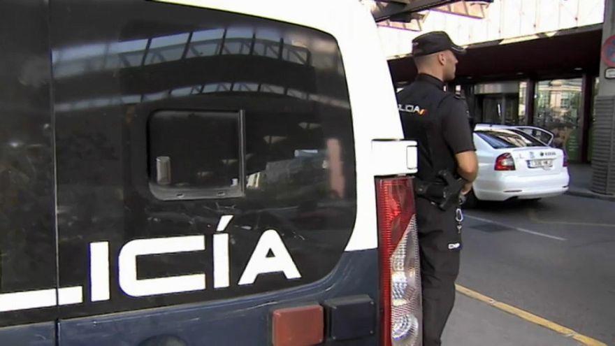 Más presencia policial en España