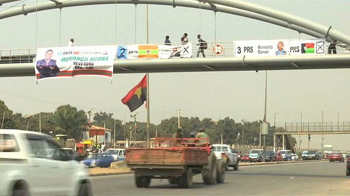 Juventude angolana quer mudanças