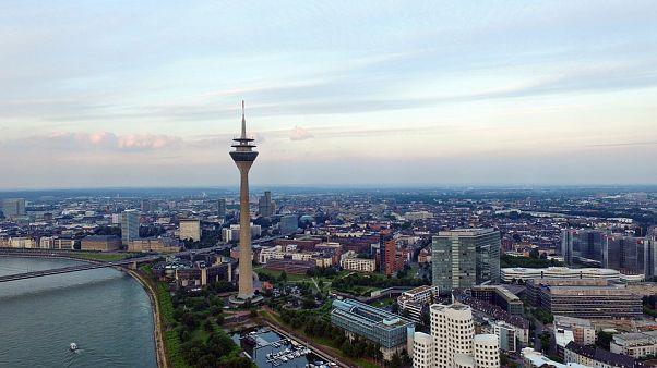 یک نفر در پی حمله با چاقو در نزدیکی دوسلدورف آلمان کشته شد
