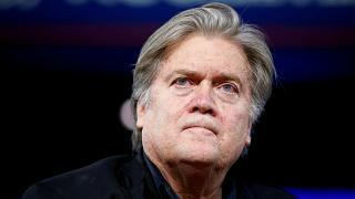 Steve Bannon no longer in White House role