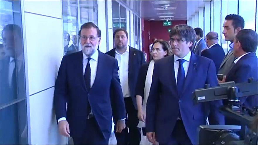Terror in Barcelona: Schulterschluss auch im Katalonien-Konflikt?
