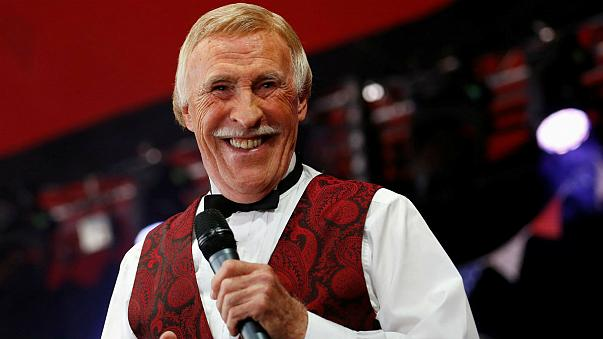TV personality Bruce Forsyth dies aged 89