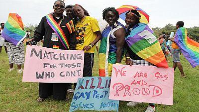 Uganda gay pride event called off due to 'threats', U.S. slams government