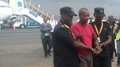 Rwandan genocide fugitive extradited from Germany