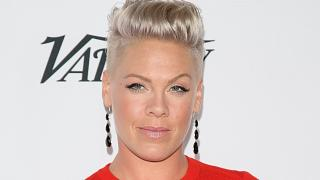 Pink reveals she had a miscarriage at 17