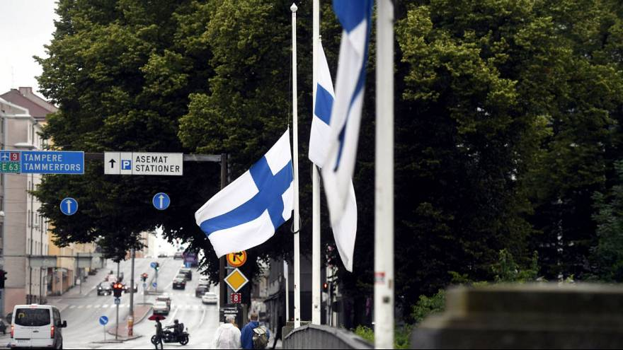 Finland attack: what we know