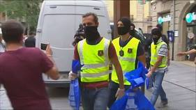 Barcelona: terror cell 'dismantled', threat level 'high'