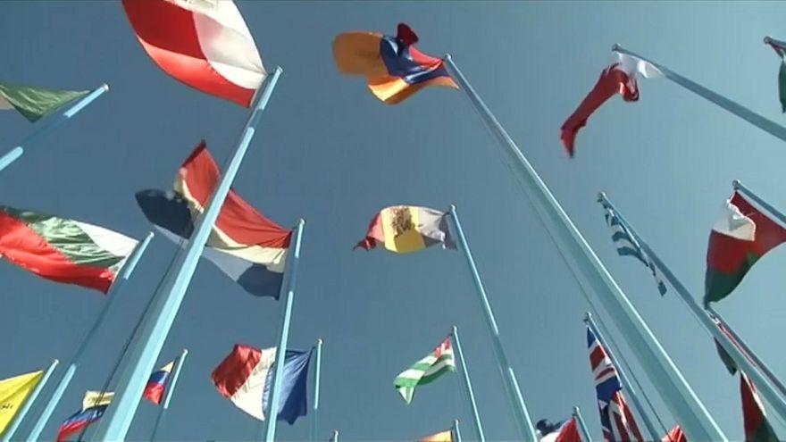 انطلاق فعاليات معرض دمشق الدولي
