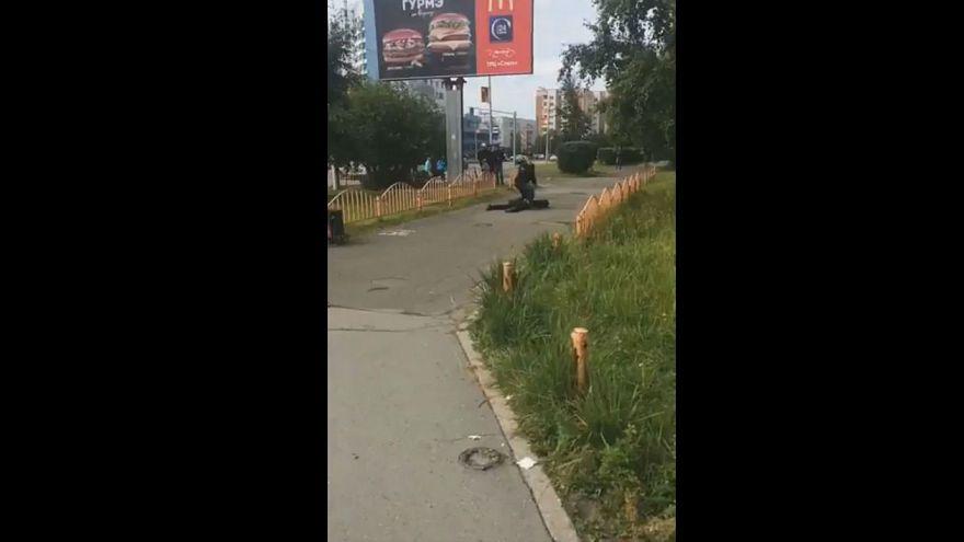 داعش يتبنى عملية الطعن في مدينة سورغوت بروسيا