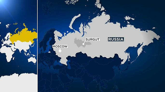 Knife attacker runs amok in Siberia