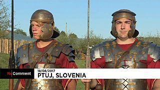 سلوفينيا تعود 2000 عام إلى الوراء