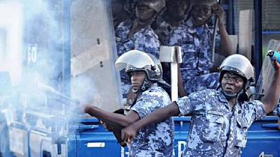 Togo forces teargas protesters seeking end to the Gnassingbe dynasty