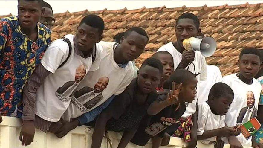 Campanha eleitoral tranquila em Angola