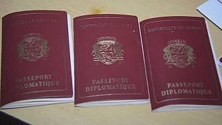 Congo government destroys thousands of 'outmoded' passports