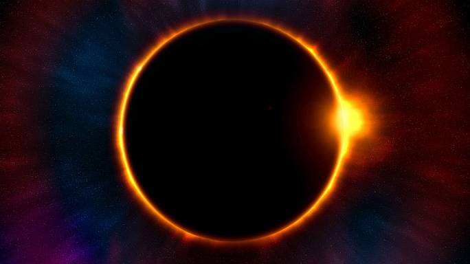 I missed the eclipse - where can I watch it back?