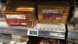 Fertőzött gofrikat vontak be francia boltokból