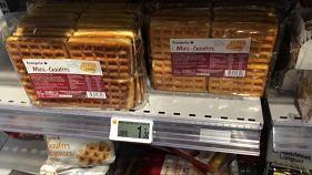 20 marcas de _waffles_ retiradas do mercado francês