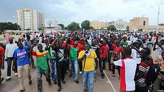 Burkinabes march against terrorism in the streets of Ouagadougou