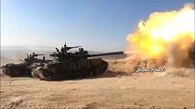 Exército libanês elimina 11 posições do Daesh