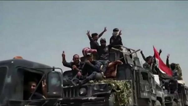 Iraqi security forces launch offensive on city of Tal Afar
