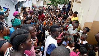 Sierra Leone : le choléra et la malaria menacent