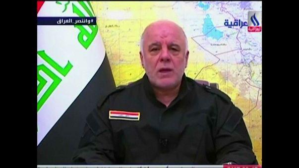 العبادي يطلق عملية تحرير تلعفر من داعش